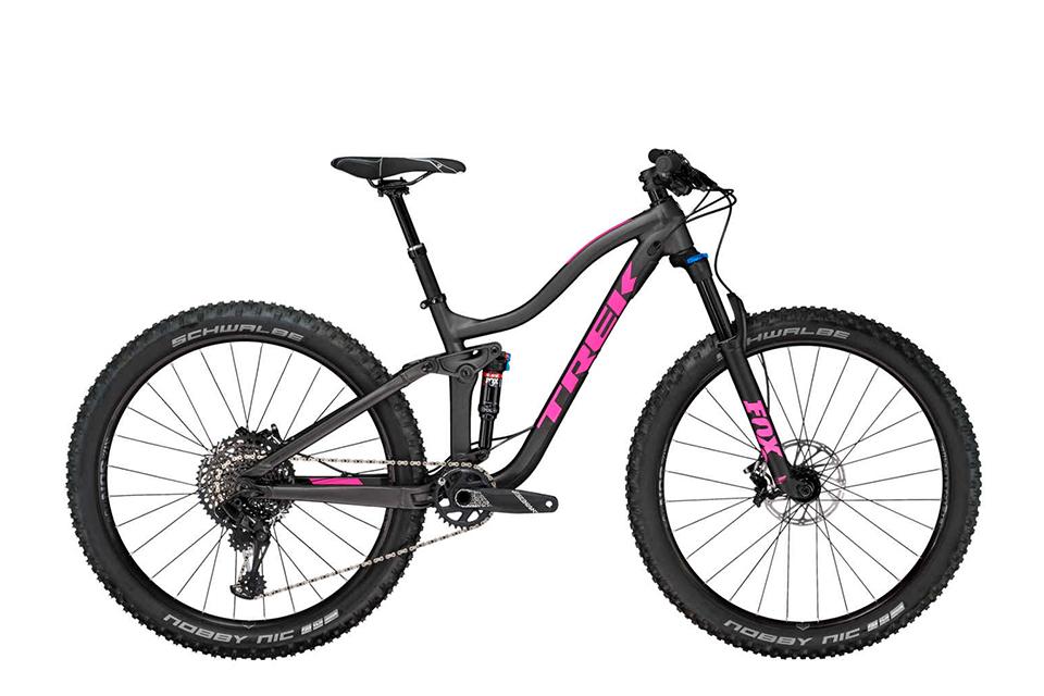 2018 Trek Fuel EX 8 27.5 WSD